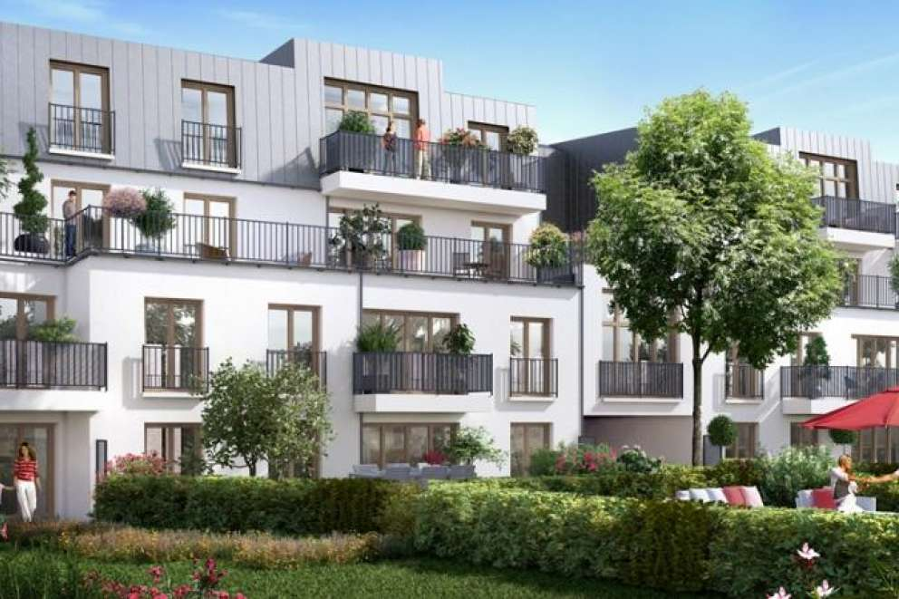 Floril ge immobilier neuf rosny sous bois seine saint for Immobilier neuf idf